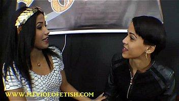 Intense Lesbians Kissing Tongue Sweet